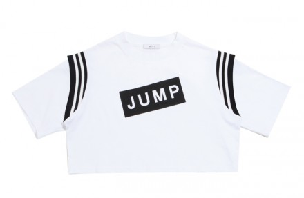 We Are Selecters · JUMPE CROP TOP by O!Oi
