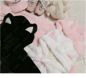 jacket,anime,cats,cosplay,soft,warm parka,warm sweater,warm jacket,warm coat,kawaii coat,kawaii jacket,kawaii grunge,fairy kei,pop kei,gyaru,tumblr,tumblr girl,tumblr fashion,pink,pink jacket,pink coat,pink parka,cat jacket,cat cosplay,cat ears,fuzzy coat,fuzzy jaclet,unbranded,36683
