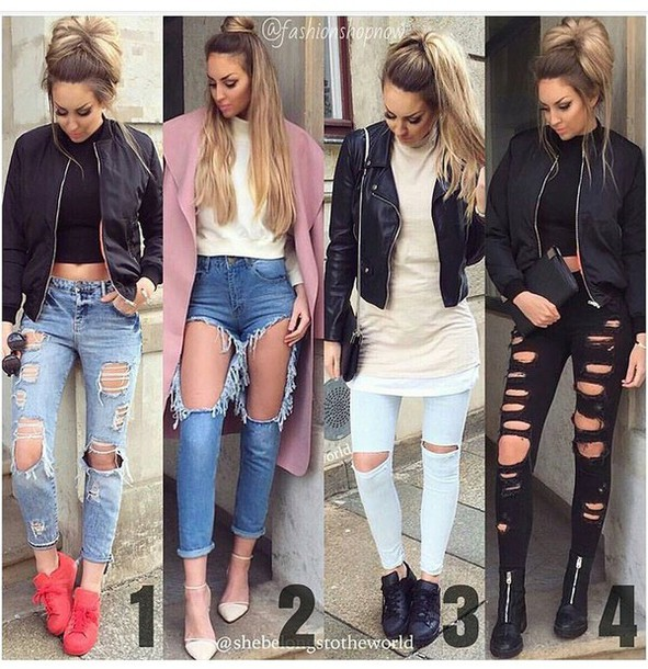 c49c3d841d jeans ripped jeans black jeans skinny jeans blue jeans high waisted jeans  light blue jeans black