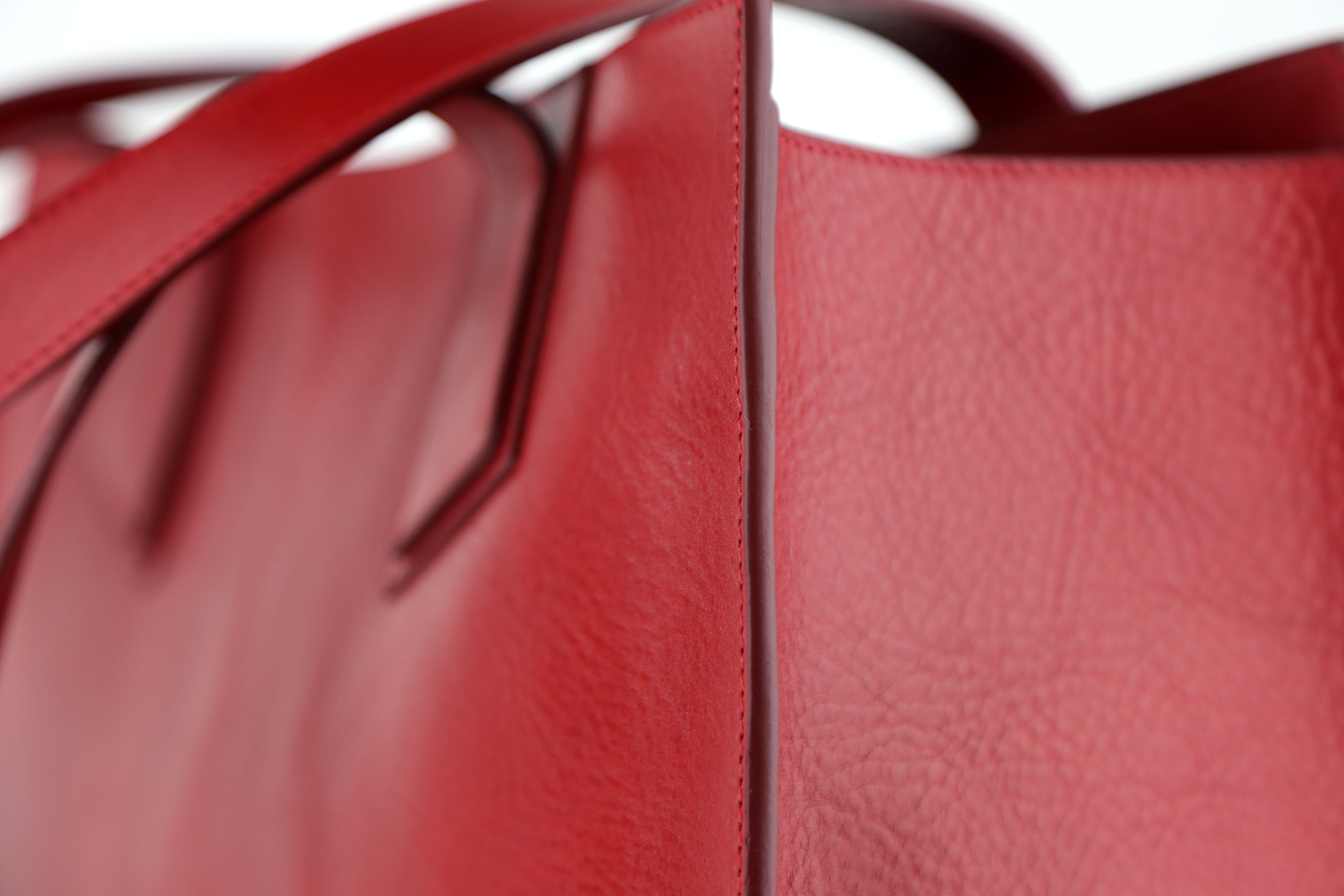 Handmade luxury leather goods, made in America by master ...