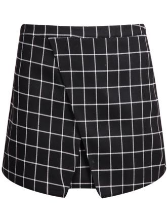 skirt black plaid fashion cute black and white summer fashion blogger cute skirts black and white skirt