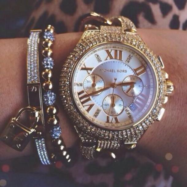 jewels watch michael kors watch michael kors bracelets watch