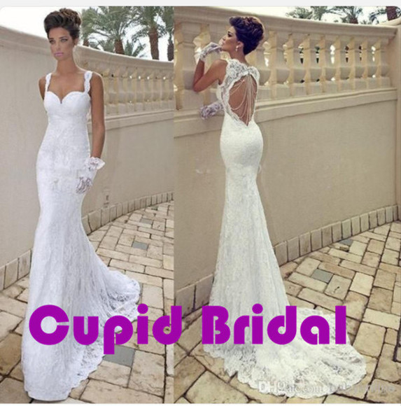 dress wedding dress bridal gown lace bridal gowns long wedding dresses open back dresses