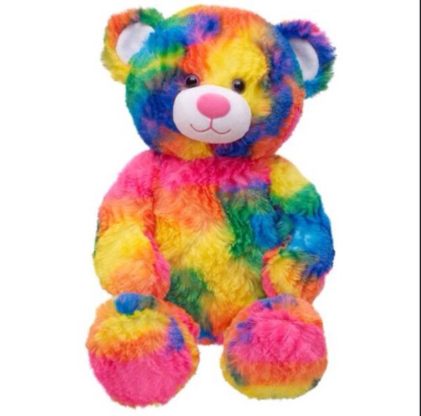 jewels teddy bear