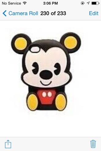 phone cover mickey mouse iphone 5 case disney