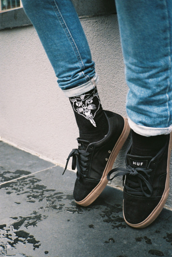 shoes huf tumblr wheretoget