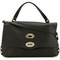 Zanellato - textured shoulder bag - women - leather - one size, brown, leather