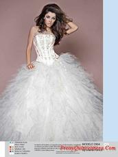 dress,white quinceanera dresss