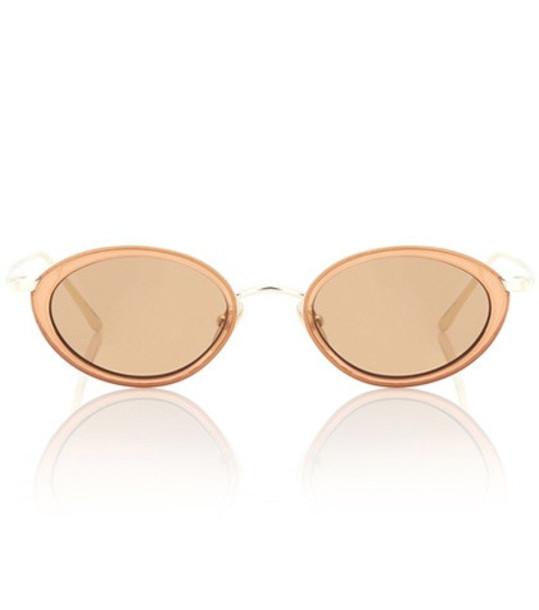 Le Specs Boom! sunglasses in gold