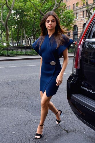 dress sandals selena gomez navy navy dress shoes