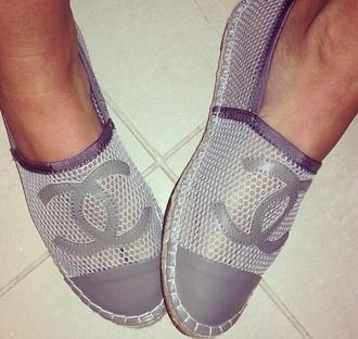 shoes chanel espadrilles chanel espadrilles