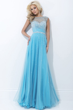 Frozen's elsa prom dress on the hunt