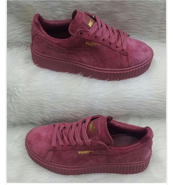 Puma Creepers Velvet Shop