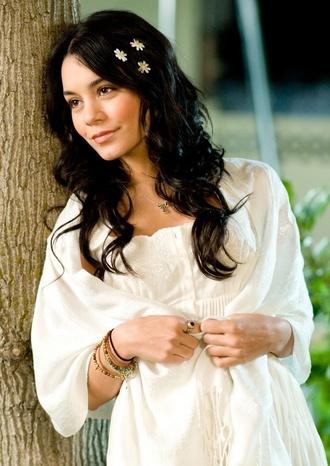 white dress vanessa hudgens high school musical