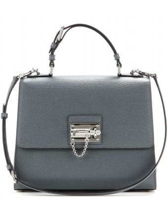 Monica leather shoulder bag ∫ 000270 ☼ mytheresa.com