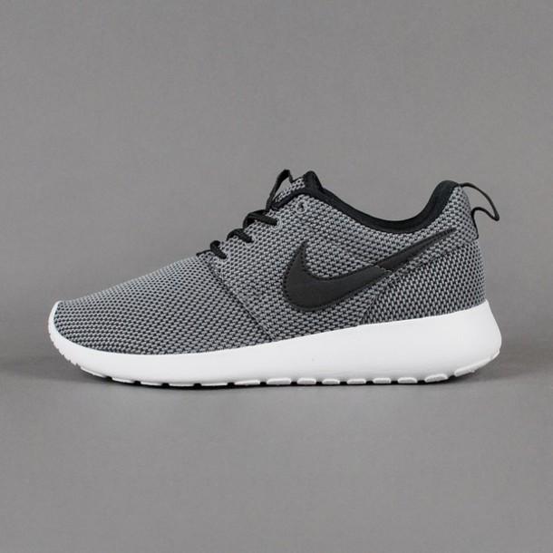 shoes nike roshe run runningshoes cool grey coolgrey nike running shoes nike sneakers running shoes roshes
