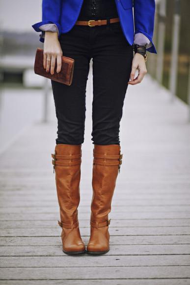 brown shoes cute high heels