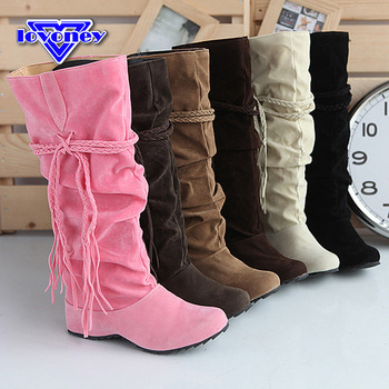 Hot Sale Shoes Women Fashion Boots Autumn and Winter Snow Boots ...