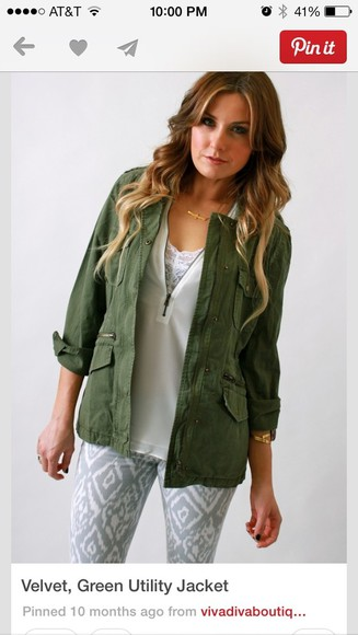 jacket army green utility jacket olive, military, jacket, army style jacket