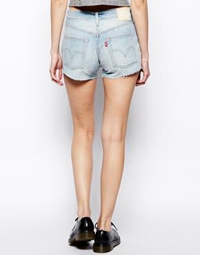 Levi's | Levi's - 501 - Pantaloncini di jeans su ASOS