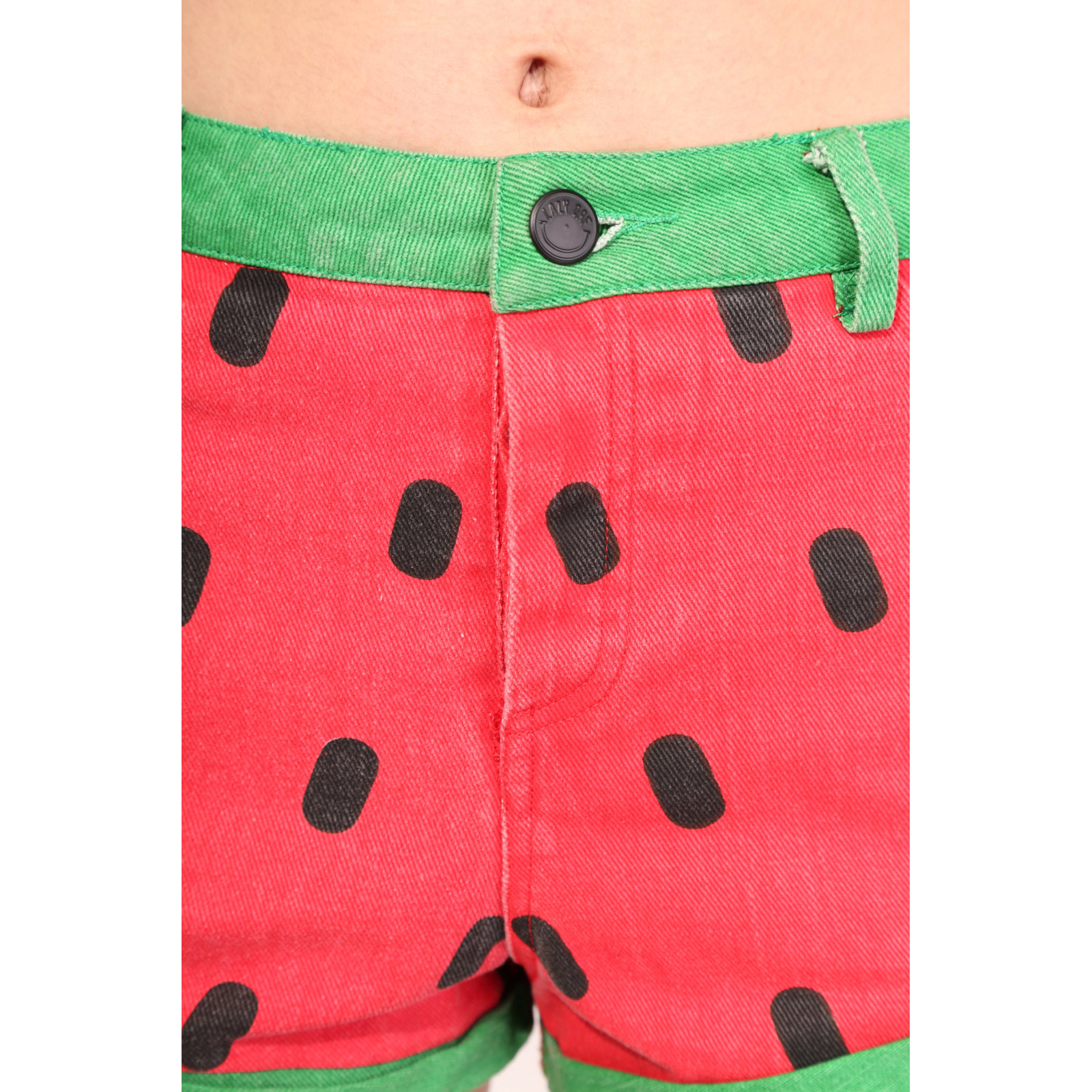 Lazy oaf strawberry short cake shorts