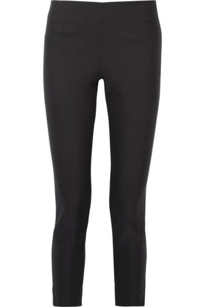 Lela Rose pants skinny pants black