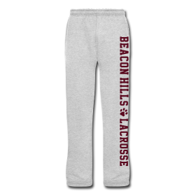 """BEACON HILLS LACROSSE"" Sweatpants Unisex 