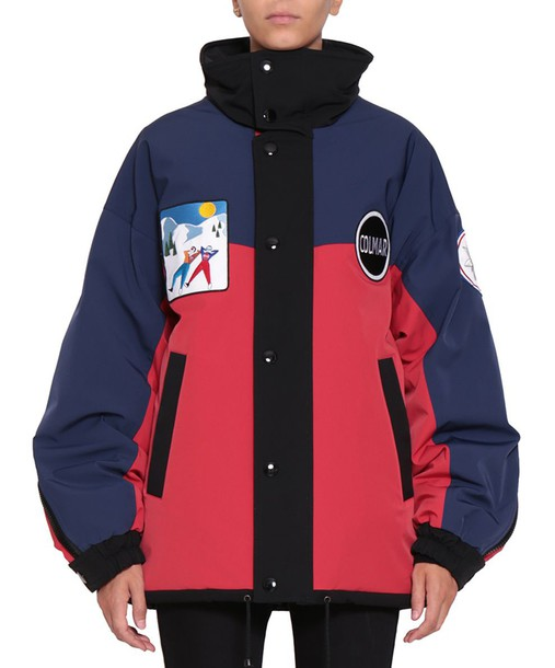 jacket multicolor