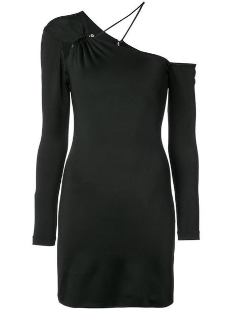 cushnie et ochs dress women spandex black