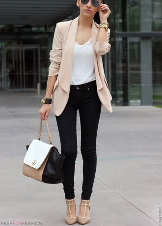 jacket outfit pants