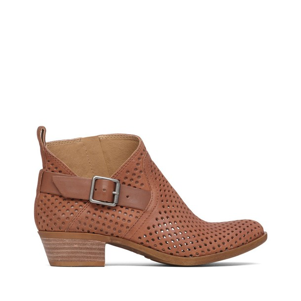 Lucky Brand Bartonn Ankle Bootie - Toffee-6