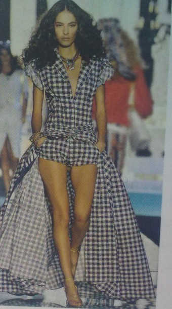 dress shorts summer dress checkered.chequered