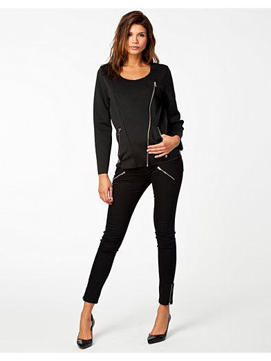 Sky Jacket - Nly Trend - Sort - Jakker - Tøj - Kvinde - Nelly.com