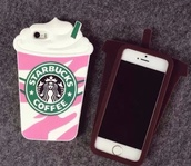phone cover,starbucks coffee,cute,starbucks phone case,summer,summer outfits,amazing