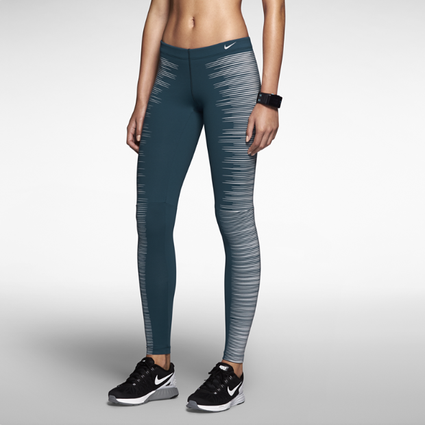 Cool  Winter Running Tights  Nike Element Shield Womens Running Tights