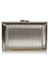 bag,gold clutch,gold bag,metal clutch,gold metallic clutch,metallic clutch,www.ustrendy.com