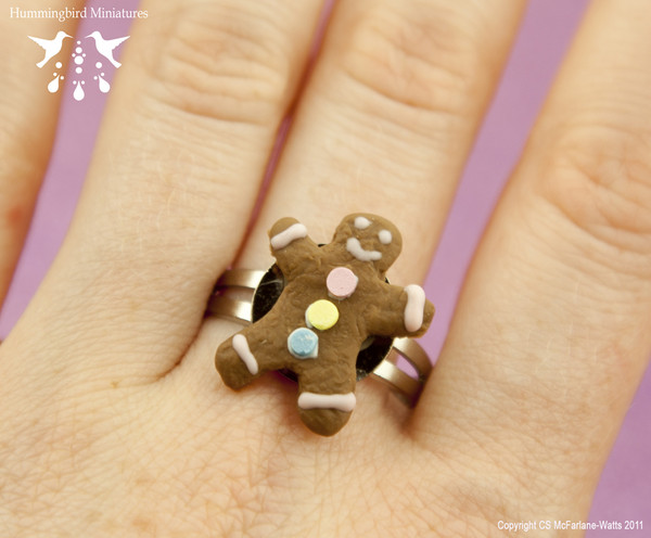 jewels cookie ring