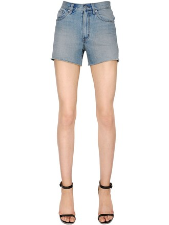 jeans short blue