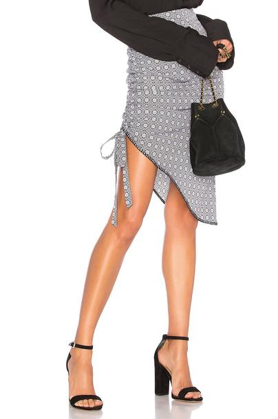 TULAROSA skirt black