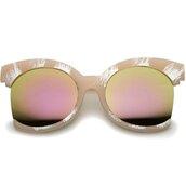 sunglasses,mirror,oversized,cat eye,mirrored sunglasses,oversized sunglasses