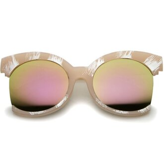 sunglasses mirror oversized cat eye mirrored sunglasses oversized sunglasses