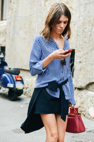 le fashion blogger shirt