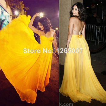 Aliexpress.com : Buy Gala Blake Lively Halter Red Wine Ruffles A Line Chiffon Celebrity Dresses New Fashion 2014 from Reliable dress rome suppliers on SFBridal