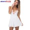 Aliexpress.com : buy new women fashion playsuits deep v neck lace collar jumpsuits white girls rompers sexy playsuits fa0286 from reliable playsuit women suppliers on anyfash