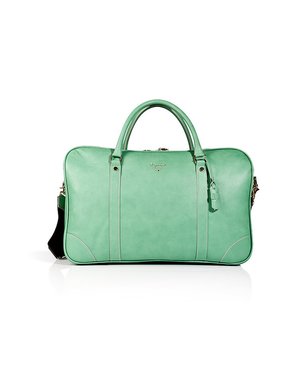 bag leather convertible tote tote bag mint dsquared2