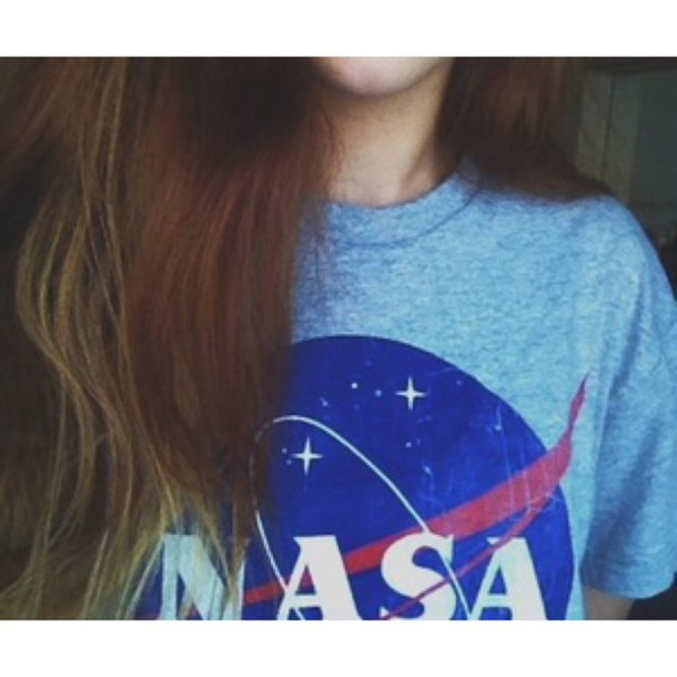 t-shirt nasa shirt