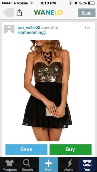 sequin dress tunic dress gold sequins black dresses