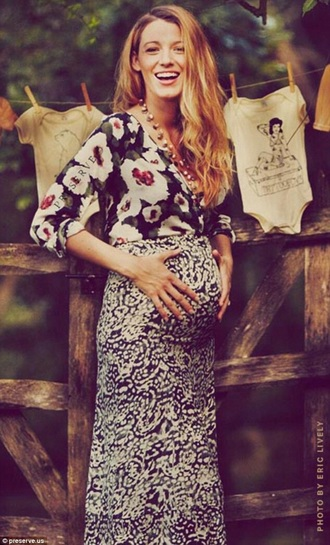 dress maternity dress blake lively dress maxi dress lifestyle