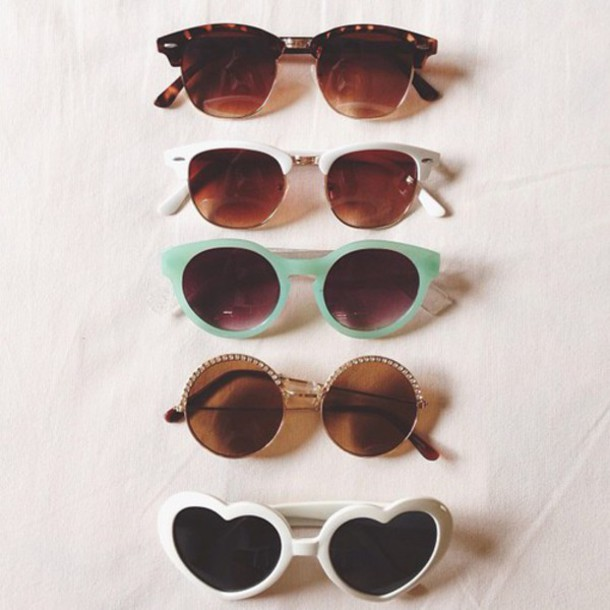 sunglasses heart sunglasses