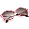 Retro women's sunglasses fashion geometric shape frame 8909                           | zerouv